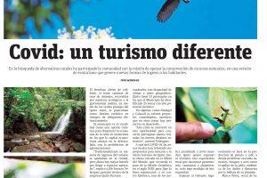 En la búsqueda de alternativas rurales ha participado la comunidad con la misión de apoyar la conservación de recursos naturales